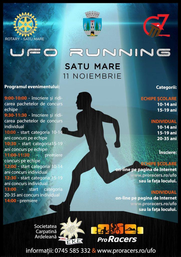 ProRacers-UFO Run